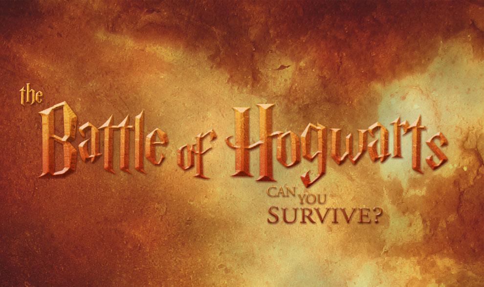 Battle of Hogwarts Buzzfeed quiz